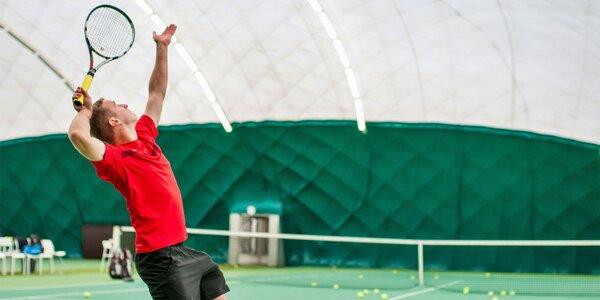 Tenisové tréningy pre začiatočníkov aj pokročilých