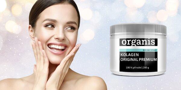 Kolagénová výživa Organis pre pleť, kĺby i nechty
