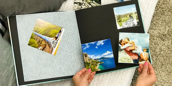 Vyvolanie fotografií formátu klasik alebo insta
