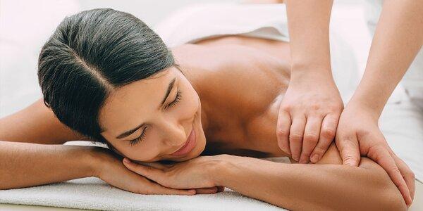 Terapeutické masáže v centre zdravia Bios-Medica