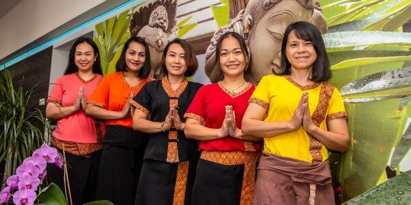 Povedzte áno zdraviu. Povedzte áno thajským masážam!