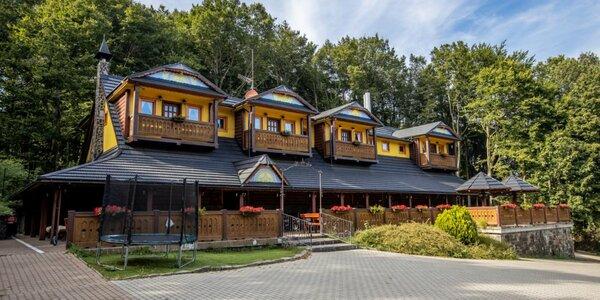 Ubytovanie v Kolibe expo - kontinentálne raňajky a krásna príroda
