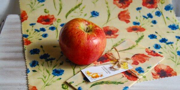 Nahraďte sáčky ekologickým voskovým obrúskom!