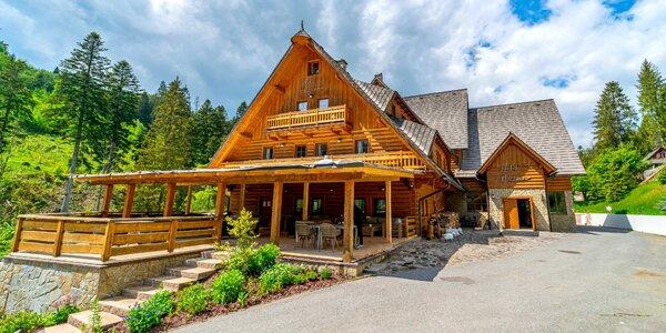 Hotel Marlene**** v horskom prostredí s neobmedzeným wellness a bazénom