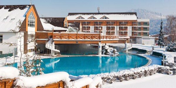 Slovinská dovolenka: vilky pri jazere, sauny a skipass