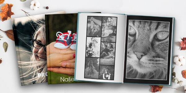 Fotoknihy vo formáte A4: na výšku i na šírku