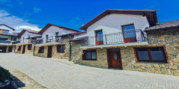 Ubytovanie v nádherných apartmánoch Alexander v centre Vrbova