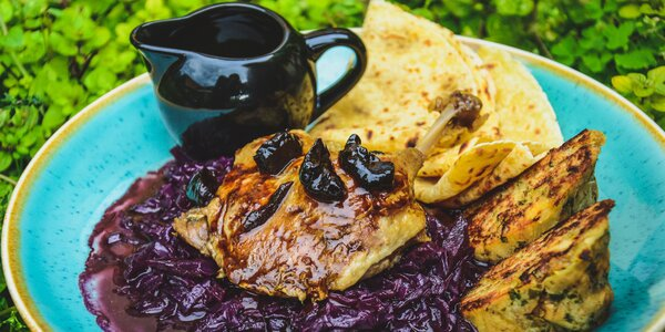 Vstup do wellness a špičková gastronómia v srdci Turca