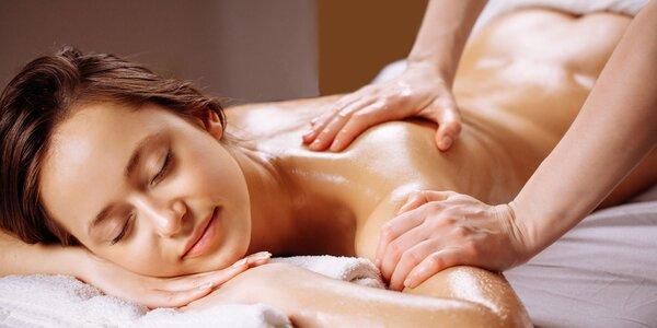 Ayurvédske masážne balíčky pre zdravie i relax