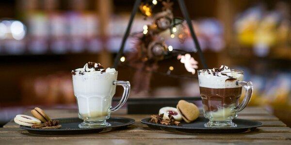 Horúca čokoláda či varené víno v Bajovita Bistro