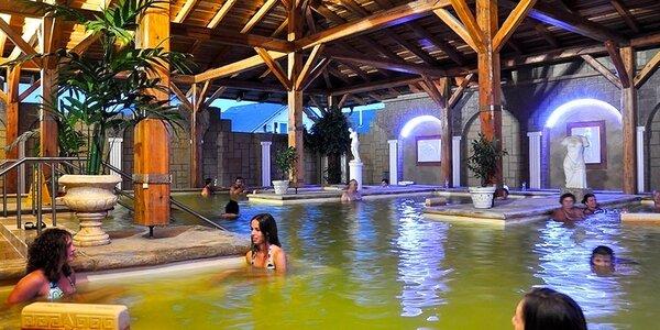 Pobyt v Podhájskej s možnosťou vstupu do Aquamarin