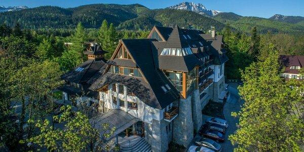 Pobyt v Zakopanom: 4* hotel v lone prírody