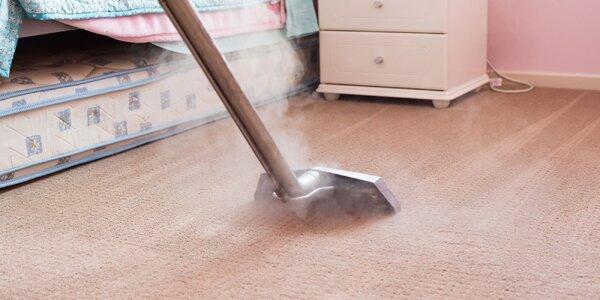 EKO parné čistenie u Vás doma