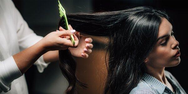 Podstrihnutie a očisto-regeneračná vlasová kúra Malibu C