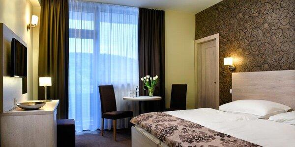Bezpečný pobyt plný oddychu v centre Piešťan