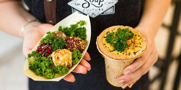 Soupculture: vegetariánske a vegánske špeciality