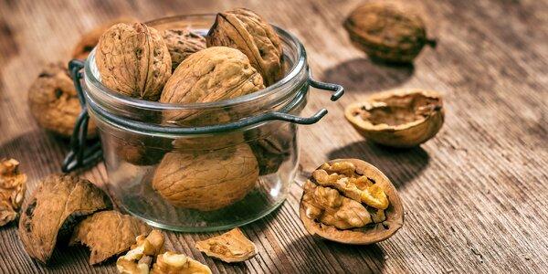 Vlašské orechy z jesennej úrody 2020
