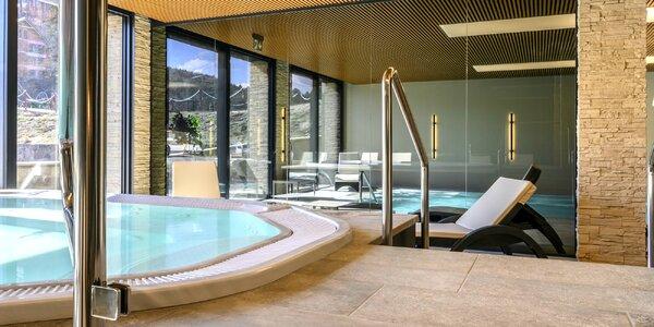 Luxusná dovolenka**** vo Valči so špičkovým wellness, zjazdovkou a atrakciami