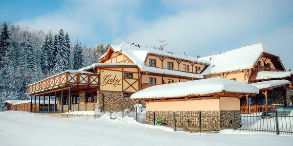 Rodinná Wellness & Ski dovolenka*** v Západných Tatrách