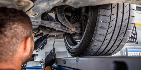 Prehodenie kolies či komplet prezutie pneumatík