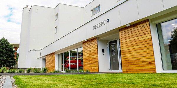Pobyt krásnom komplexe apartmánového domu Residence ŠÍRAVA***