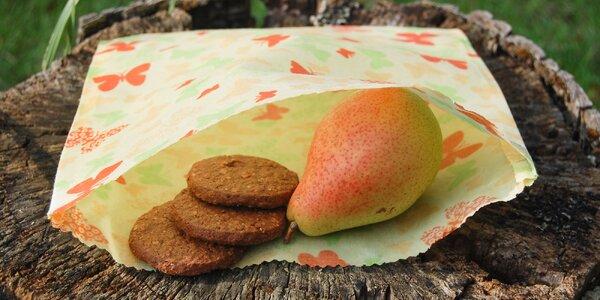 Nahraďte plast ekologickými voskovými obrúskami!