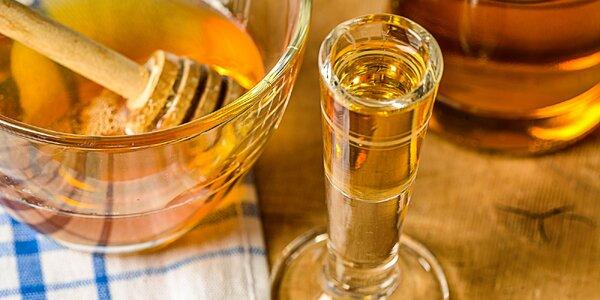 Lahodná Trenčianska medovina – 0,5 alebo 0,75 l
