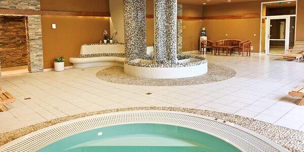 4 * relax na Morave s polpenziou aj wellness
