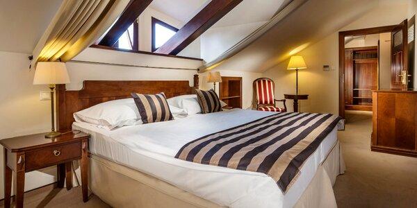 Oddychový pobyt v Hoteli BANKOV**** s wellness a polpenziou