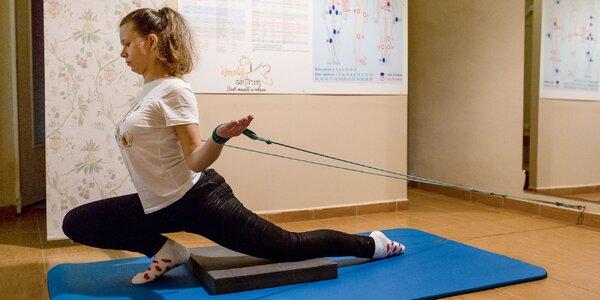 Zdravý chrbát s cvičením SM systém v Himaláj centre