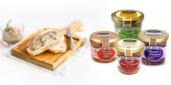Francúzske mäsové lahôdky pre pravých gurmánov