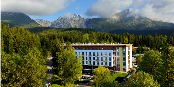 Očarujúci pobyt v srdci Štrbského plesa - 4* hotel s polpenziou