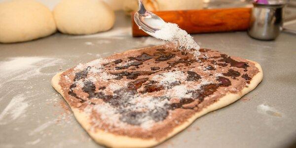 Naučte sa piecť slané i sladké pečivo z kysnutého cesta