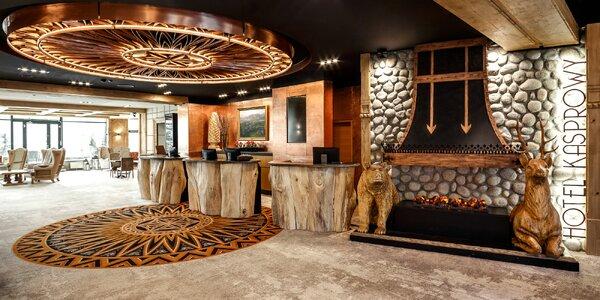 Skvelý relax na poľskej strane Tatier v Hoteli Mercure Kasprowy***
