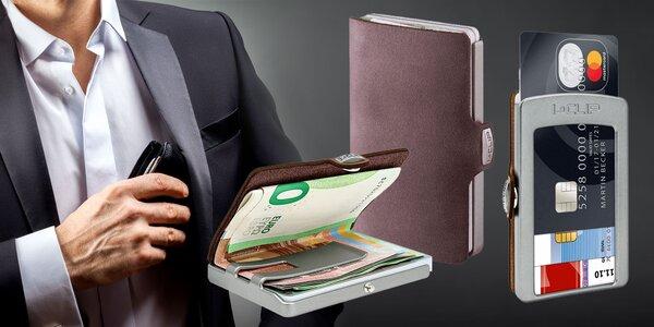 Luxus a elegancia: pánske peňaženky I-CLIP