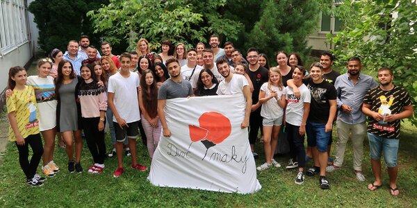 Podporte vzdelávanie a rozvoj nadaných rómskych detí