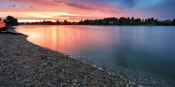 Pobyt pre partiu na Chate Slnečné jazerá hneď pri vode