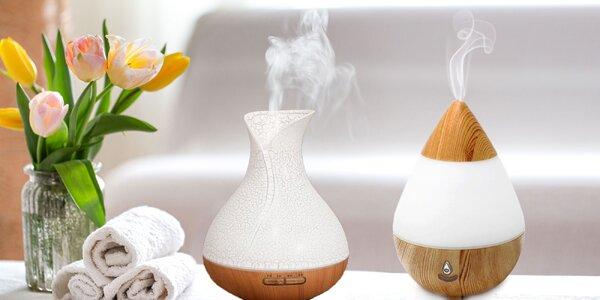 Získajte voňavý domov vďaka dizajnovým difuzérom
