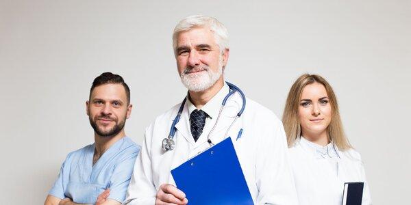 Vyšetrenie konečníka v zdravotníckom zariadení DoktorPRO