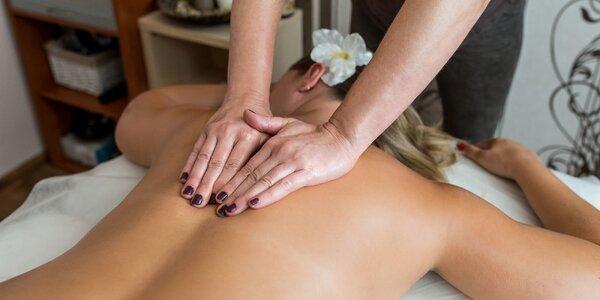 Masáže a sauna pre zdravie a relax