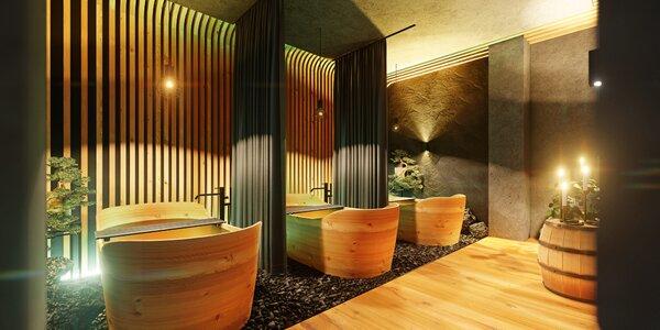 Nové, luxusné apartmány aj s privátnymi pivnými kúpeľmi a pivovarom BERNARD
