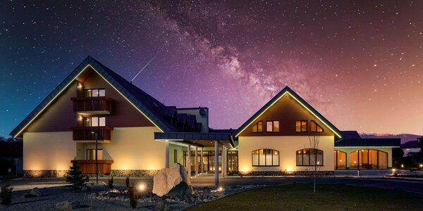 Zima v Nízkych Tatrách v novootvorenom 4* hoteli