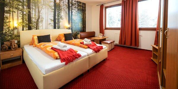 Novozrekonštruovaný penzión v Tatranskej Štrbe s privátnym wellness