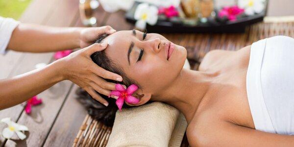 Thajské a terapeutické rituály pre váš relax