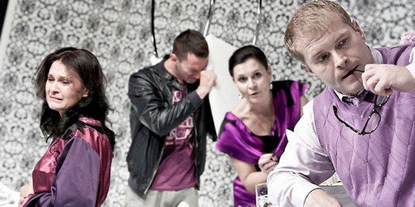 Divadelné predstavenie Siroty