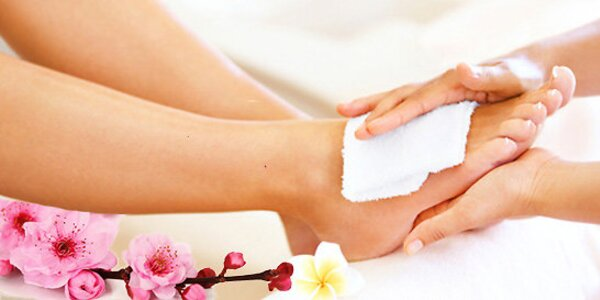 Pedikúra a reflexná masáž chodidiel