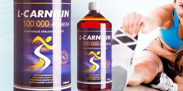 1+1 L-Carnitin na odbúravanie tukov
