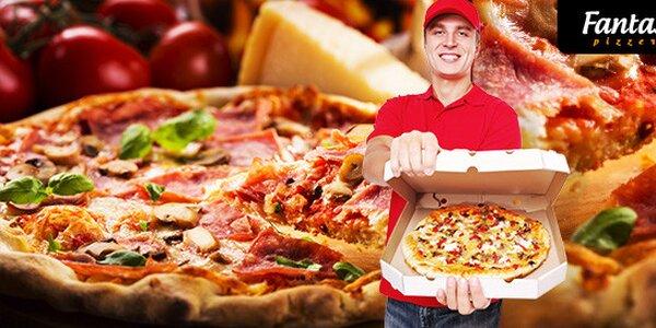 Roznáška 2 x pizza aj s dovozom