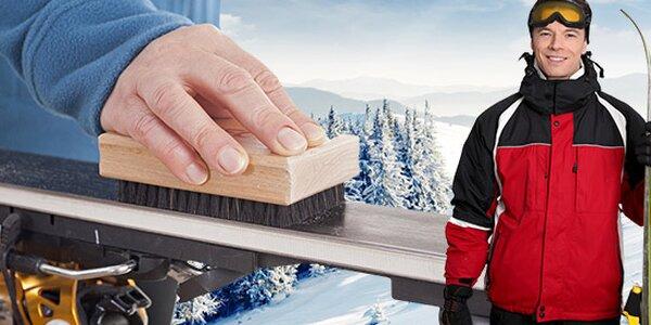 Profesionálny servis lyží