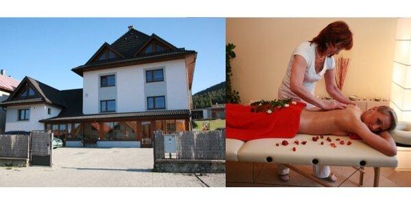 Len 94 EUR za víkendový pobyt pre DVOCH ľudí v penzióne Teplička, zľava 11%